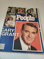 December 15, 1986 People Magazine (NO LABEL) Cary Grant Memorial Issue Rare