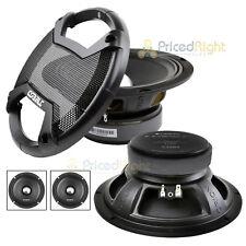 "8"" Midrange Speaker 1200W Max Music Power High Efficiency Orion CM85 4 Ohm Pair"