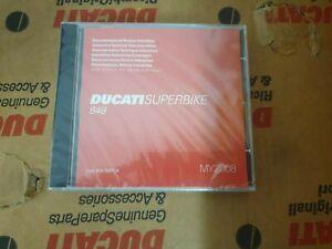 Ducati 848 Service/RepairOwners Manual