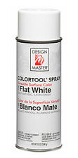 Design Master ColorTool Spray Paint 726 Flat White 12 OZ (340 g)