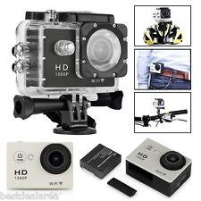Y8-P Pro Cam SPORT WIFI ACTION CAMERA ULTRA HD VIDEOCAMERA SUBACQUEA PER GOPRO
