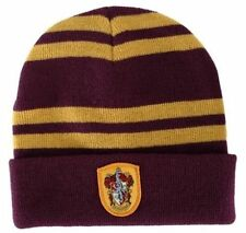New Harry Potter Gryffindor House Cosplay Costume Winter Warmth Beanie Hat