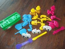Play Doh RARE!!!! ZOO EZ2DO  Giraffe Elephant Flamingo