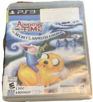 Adventure Time: The Secret of the Nameless Kingdom Ps3 Playstation 3