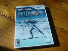 Wii Ski and Shoot (New Factory Sealed)