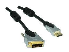 Premium DVI-D-HDMI Câble Numérique (1080p/FULLHD)/10 M