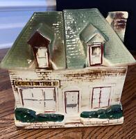 Vintage Mccoy Cookie House Cookie Jar USA