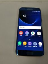 Samsung Galaxy S7 Edge 32GB Blue SM-G935R4 (US Cellular) Discounted JW2989