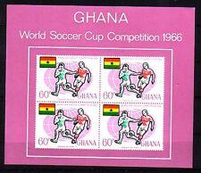Ghana  Michelnummer Block 22  postfrisch
