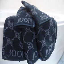 JOOP! 1611/97 schwarz Handtuchset 3x Handtuch 2x Gästetuch PREISVORSCHLAG Neu !