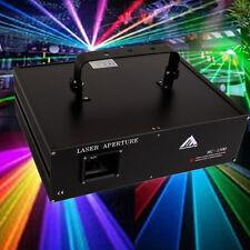 Lasereffekt Bühnenbeleuchtung Licht 1500mW DMX DJ Disco Culb Laser RGB Lichter