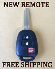 NEW REPLACEMENT FOR 13-18 TOYOTA RAV4 HIGHLANDER KEYLESS REMOTE FOB GQ4-52T