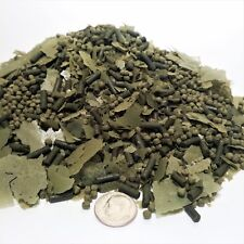 African Cichlid Mix Vegetable-Spirulina in SMALL Flakes ,Bits, Pellets   GFB-300