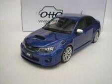 Subaru Impreza WRX STI S206 2011 Blue Mica 1/18 Otto Mobile Ot851