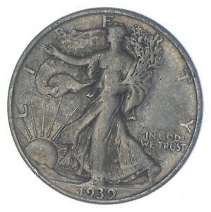 1939-D Walking Liberty Half Dollar - Charles Coin Collection *248