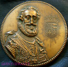 MED3517 - MEDAILLE HENRI IV CONSEIL GENERAL PYRENEES ATLANTIQUES FRENCH MEDAL