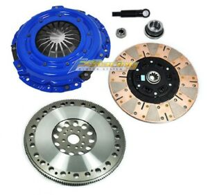 FX MULTI-FRICTION CLUTCH KIT &FLYWHEEL for MUSTANG 4.6L TREMEC 26 SPLINE TRANS