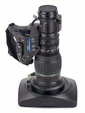 "Canon HJ11EX4.7B IRSE HDXs 2/3"" HD HDTV Professional Zoom Lens w/ Case 3020"