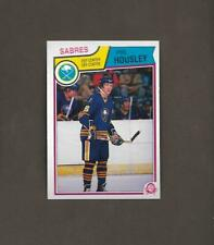 1983-84 OPC Phil Housley Rookie RC SABERS O Pee Chee NM-MT Hockey Cards