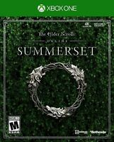 The Elder Scrolls Online: Summerset - Xbox One [video game]