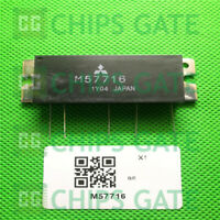 1PCS M57716 Encapsulation:MODULE,430-450MHz 12.5V,17W,SSB MOBILE RADIO