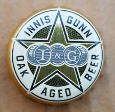 INNIS & GUNN OAK BARREL AGED BEER BOTTLE CAP