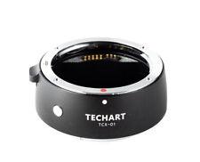 TechartPro EF-X1D Adapter Canon EF an Hasselblad X1D Autofokus TCX-01 Techart