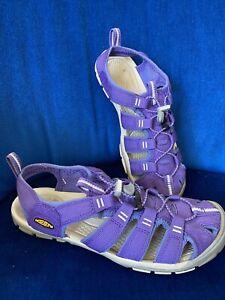 Keen CNX Waterproof Sandals UK 6 EU 39 Purple RRP £85