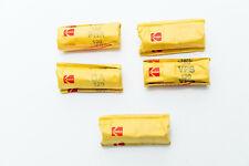 Lot of 5 Rolls of Kodak 120 Film Vericolor III Ektar Gold- Expired