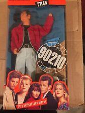 RARE Sealed Mattel Beverly Hills 90210 Dylan Doll New