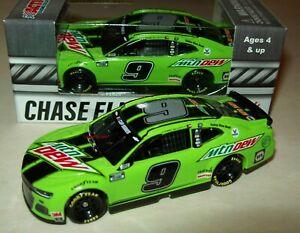 Chase Elliott 2020 Mountain Dew #9 Chevy Camaro ZL1 1/64 NASCAR Diecast
