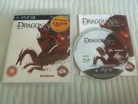 Dragon Age: Origins (Sony PlayStation 3, 2009)