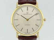 Universal Geneve Vintage Automatic Gold
