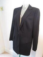 Akris Black jacket sz US 12 UK 16 FR 44