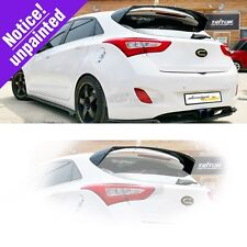 Wing Spoiler Rear Roof Unpainted Ver.1 for HYUNDAI 2012 - 2015 i30 / Elantra GT