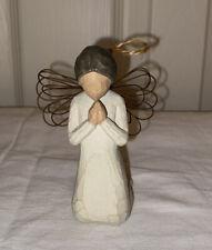 Willow Tree Angel of Prayer Figurine DEMDACO Susan Lordi 1999