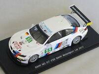 Spark S2539 - BMW M3 GT BMW Motorsport n°55 Le Mans 2011 Farfus- Muller - Werner