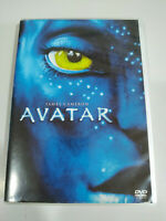 Avatar James Cameron - DVD Spagnolo Inglese Regione 2
