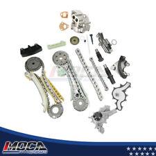 Timing Chain+Oil Pump+Water Pump For 97-02 Ford & Mazda & Mercury 4.0L SOHC