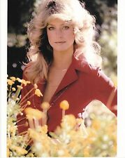 FARRAH FAWCETT RARE 8X10 CHARLIES ANGELS PHOTO #221