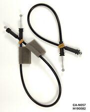 Hinged Door Handle Cables Inside Interior Pair Set for 92-12 Ford E150 E250 E350
