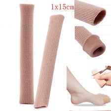 15cm Toe Silicone Gel Protector Tubes Ingrown Toenail Corn Cushion Cap Care