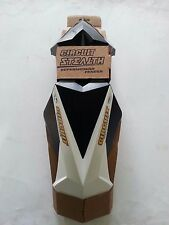 PARAFANGO ANTERIORE CIRCUIT STEALTH NERO BIANCO KAWASAKI KXF 250 450 2014