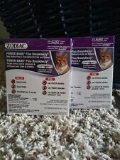 Power Band Plus BreakAway Dual Action Flea & Tick Collar For Cats & Kittens