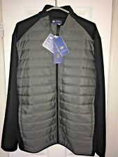 Jack Nicklaus Men's Ultrasonic Quilted Full Zipper Jacket