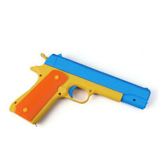 Classic Toy Gun Pistol m1911 Kids Dart Guns With Soft Bullet Outdoor Play