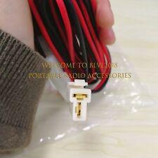 OEM DC Power Cable for YAESU Kenwood ICOM FT-90 TM-461 IC-F2610 RADIO