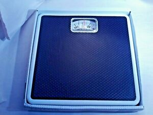 Taylor Mechanical Rotating Analog Dial Bathroom Scale/Rated at 300lbs     > A 5