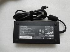 NEW Genuine OEM Chicony 200W 19V 10.5A 2017 Sager/Clevo P650HP6 A11-200P1A Plug