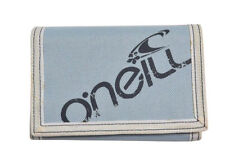 O'Neill LOVE NOTES Blue Black White Tri-Fold Discounted Junior's Wallet
